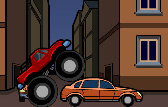 monster truck curfew game