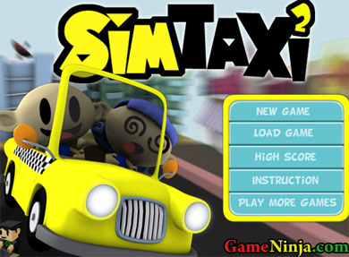 sim taxi 2 game play free games online