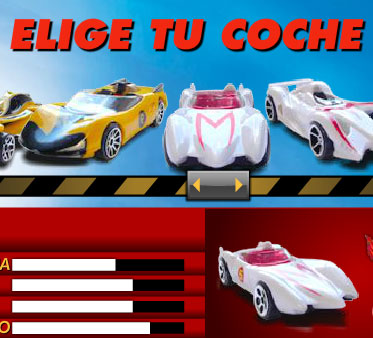 speed racer meteoro game