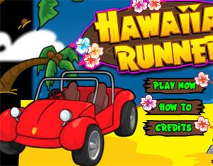 hawaiian race car game 2012 flash free online play free games online
