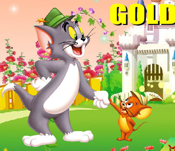 tom jerry gold miner game flash free online