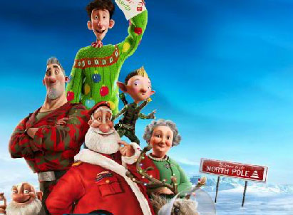 arthur christmas hidden objects game 2012