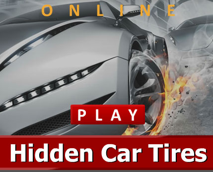 car hidden tires game 2012