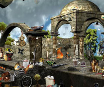 play free online search for hidden objects