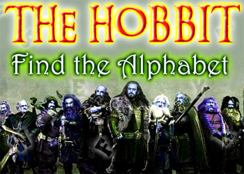 the hobbit find the alphabet hidden object game 2012