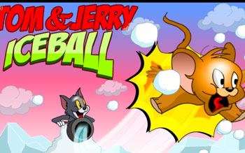 oyun tom jerry iceball