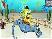 spongebob squarepants Pants Pest Of The West Showdown game