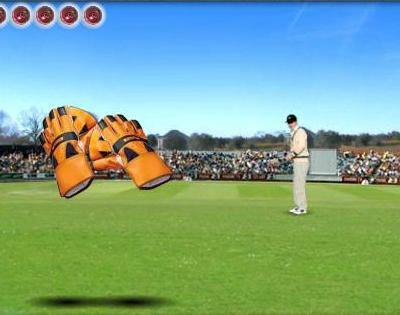 free online test catch cricket game