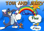tom and jerry online coloring page game