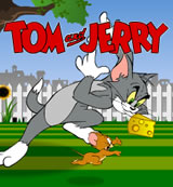 Games, games of cat and mouse Tom Jerry, find here all the flash games