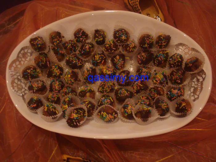 بالصور،طريقة عمل حلويات مغربي