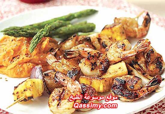 ���� ������� ���� ������ Kebab Kebab-shrimp-with-teriyaki-sauce.jpg