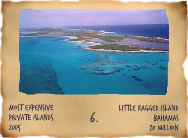اغلى عشر جزر في العالم