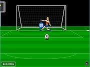 لعبة تسجيل الاهداف android soccer