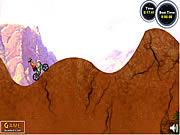 لعبة تحدي الجبال | BMX Adventure