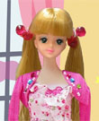 Barbie Dress up game