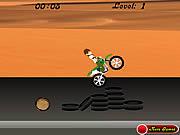 لعبة دراجة بن تن | Ben 10 Bike