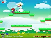 snowy mario game online