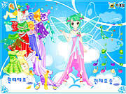 لعبة تلبيس الأميرة الراقصة | dancing princess dress up