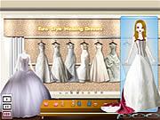 لعبة تلبيس عرائس ومكياج عرائس | euro style wedding dresses