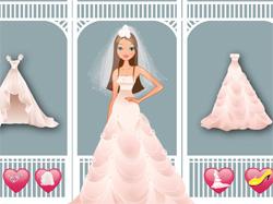 لعبة عرائس تلبيس فساتين العروسة للبنات