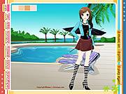 لعبة Girl Dressup