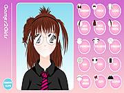 لعبة تجميل وتسريحات الشعر  hair styling