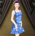 لعبة تلبيس بنات جديدة | natassia malthe dress up