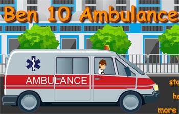 لعبة سيارة إسعاف بن تن