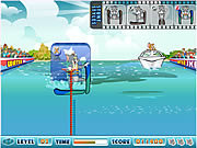 tom and jerry super ski stunts a game flash free online
