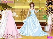 لعبة تلبيس عرائس | sweet bride dresses