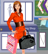 fashion shopping girl a game funny for girls free