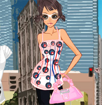 manhattan shopping girl a game for girls free