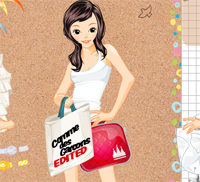 shopping girl dress up 4 a game funny for girls free