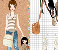 shopping girl dress up a game funny for girls free