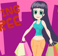 لعبة مرح التسوق