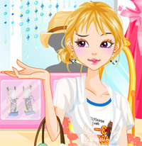 shopping spree dress up a game funny for girls free