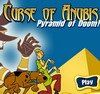 Curse of Anubis Scooby Doo game