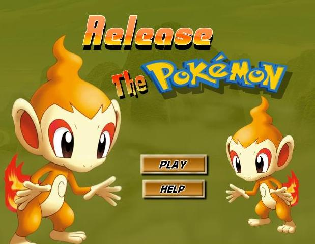 release the pokemon game