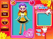 avatar star sue doll dress up girls