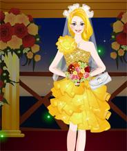 the wedding game candlelit wedding dress up free online