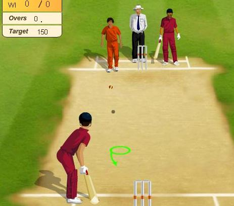cricket batsman game online free to play