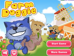 farm doggie game online