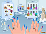 funky nail art game free play