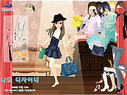game girls classic style dress up online