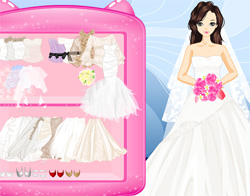 the wedding game make up and dress up free online