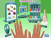 nail fashion game for girls