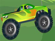 naruto monster car online game