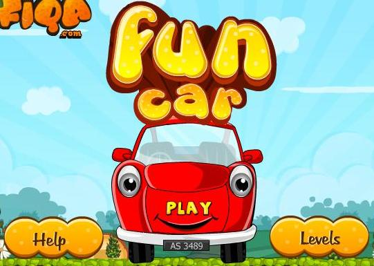 fun car game