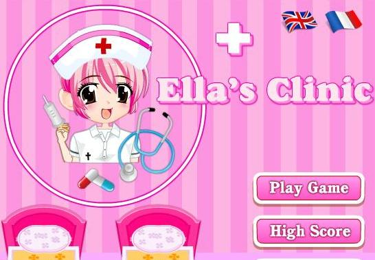 the game ellas clinic